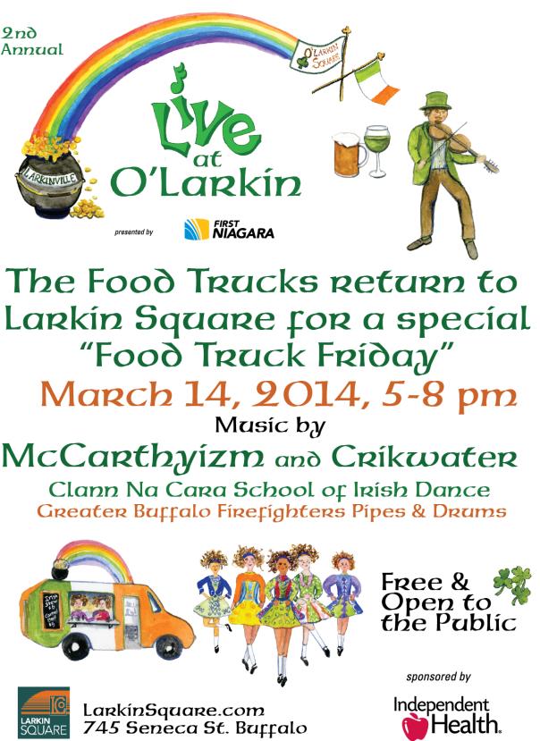 Live O' Larkin